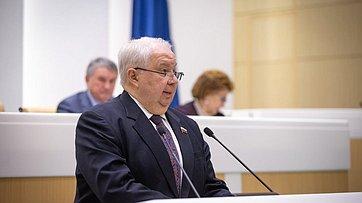 Совет Федерации принял Заявление одеструктивной политике НАТО