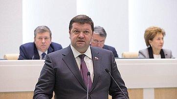 Выступление руководителей Ставропольского края вСовете Федерации