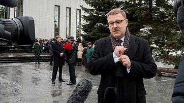 Сенаторы простились сПостоянным представителем России при ООН