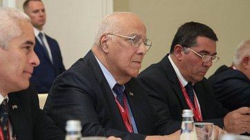 Председатель Совета Федерации провела встречу сзаместителем Председателя Совета министров Республики Куба