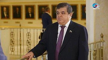 В. Джабаров опровокации вКерченском проливе