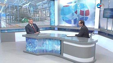 Губернатор Ростовской области В. Голубев осоциально-экономическом развитии региона