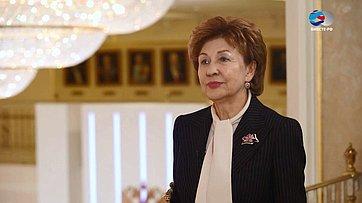Г. Карелова озапуске новой образовательной программы «Женщина-лидер»