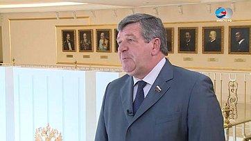 В. Семенов обитогах работы Красноярского экономического форума