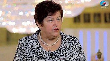 Л. Козлова об особенностях работы школьных психологов в России