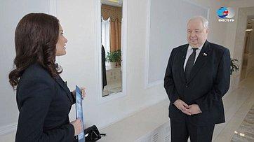 С. Кисляк обэкономике иинвестиционном климате Мордовии