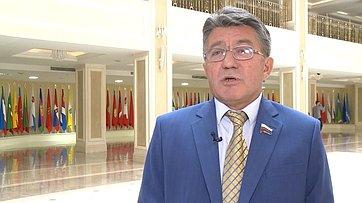 В. Озеров овнезапной проверке российских войск