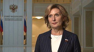 Комментарий Инны Святенко поитогам встречи Президента РФ ссенаторами