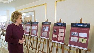 В. Матвиенко подвела итоги обсуждения фильма «Собибор» вформате телемоста сучастием депутатов Кнессета