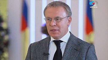 В. Фетисов о достижениях российских спортсменов в 2014 году