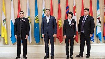 Выступление Н.Федорова наторжественной церемонии вручения паспортов юным гражданам России