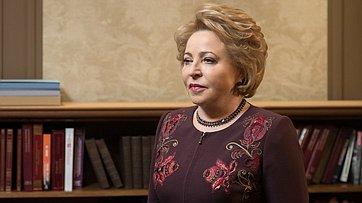 Председатель СФ прокомментировала публикацию «кремлевского списка» Минфина США