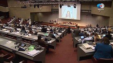 В.Матвиенко: Выбор Петербурга столицей 137-й сессии МПС— успех всего межпарламентского движения