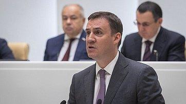 Выступление Министра сельского хозяйства РФ Д.Патрушева вСовете Федерации
