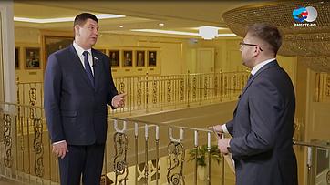 В.Смирнов оцифровом ТВ вРоссии, стратегии перехода на«цифру» исохранении региональных СМИ