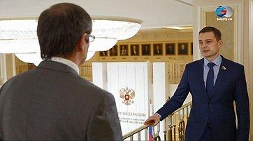 Д. Шатохин обобсуждении поправок вКонституцию РФ вРеспублике Коми
