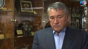 Ю. Воробьев рассказал о деятельности Комитета общественной поддержки жителей Юго-Востока Украины