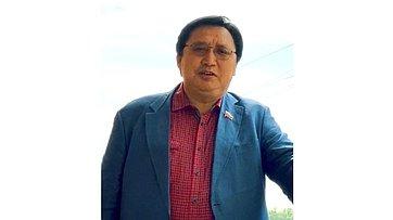 Обращение Александра Акимова послучаюМеждународного дня коренных народов мира