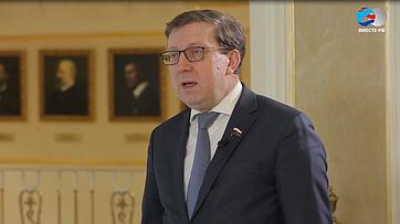 А.Майоров: Россия иГермания объединились врешении проблем сельских территорий