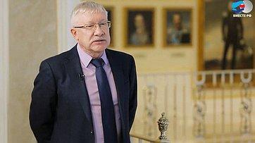 О. Морозов осотрудничестве России сСоветом Европы