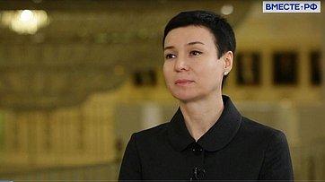 Ирина Рукавишникова осистеме правовой помощи