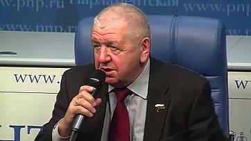 Владимир Федоров принял участие в круглом столе на тему: «Соблюдение условий труда и отдыха водителей грузового и пассажирского автотранспорта»
