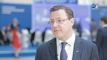 Д. Азаров оВтором Форуме социальных инноваций регионов