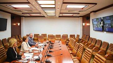 Заседание Совета посоциальным инновациям субъектов РФ. Запись трансляции от25июня 2020года