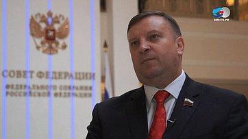 Знакомьтесь, сенатор Алексей Кондратьев. Передача телеканала «Вместе-РФ»