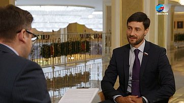 А. Синицын. Совет Федерации готовит рекомендации поподдержке ломозаготовительной отрасли