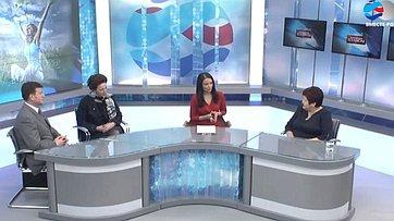 Репродуктивное здоровье. Программа телеканала «Вместе-РФ» Крупным планом