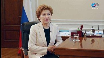 Г.Карелова оВтором Евразийском женском форуме