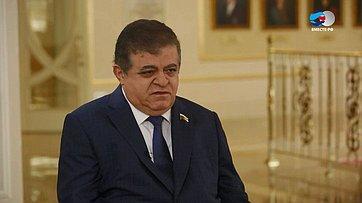 В. Джабаров оботношениях России изападного мира
