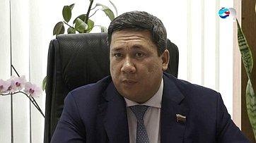Знакомьтесь, сенатор Владимир Полетаев. Передача телеканала «Вместе-РФ»