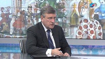 ВРИО Губернатора Кировской области И. Васильев осоциально-экономическом развитии региона