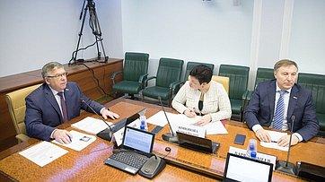 Заседание Комитета СФ посоциальной политике. Запись трансляции 7ноября 2017г