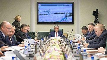 Расширенное заседание комитета СФ поэкономической политике. Прямая трансляции от24 октября 2017г