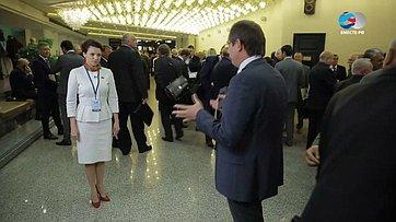 Ю.Вепринцева оприоритетных социальных направлениях, обсуждаемых наТретьем форуме регионов Беларуси иРоссии