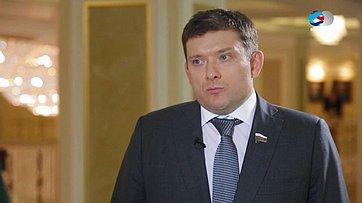 Н. Журавлев оглавных темах вбюджетном процессе