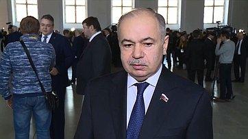 И. Умаханов оПослании Президента РФ