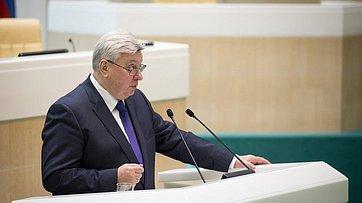 Входе «Времени эксперта» вСФ выступил ректор МГИМО А.Торкунов