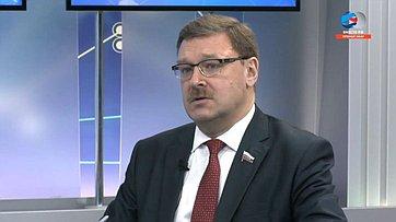 Наоткрытии 137-ойсессии ассамблеи МПС ожидается около 2,5 тысяч участников— Косачев