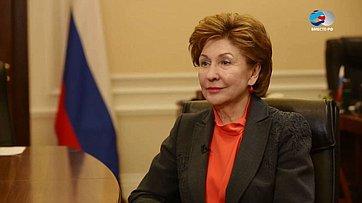Г. Карелова обсбсуждении концепции законопроекта опрофилактике семейно-бытового насилия