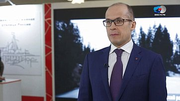 А. Бречалов оподъеме экономики Удмуртской Республики
