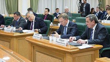 Заседание Совета помежнациональным отношениям ивзаимодействию срелигиозными объединениями при СФ. Запись трансляции от4декабря 2018года