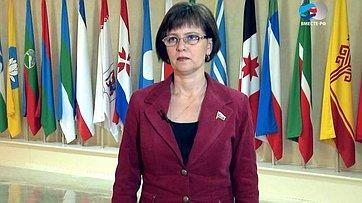 Е. Попова о проблеме блокировки социальных карт