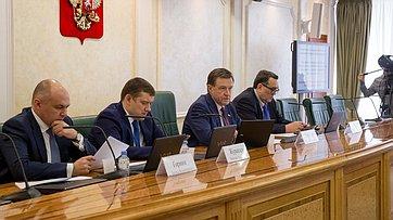 Заседание Комитета СФ побюджету ифинансовым рынкам. Запись трансляции от8апреля 2019года