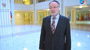 А. Тотоонов о договоре России и Южной Осетии о союзничестве и интеграции