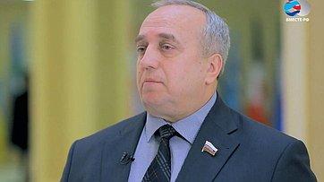 Ф. Клинцевич об импортозамещении в ОПК России