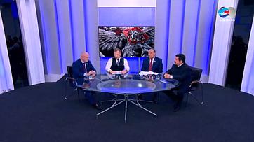 25 лет Конституции РФ. Программа «Сенат» телеканала «Россия 24»
